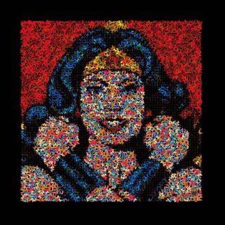 Wonder Woman, Frédéric Durieu 2016