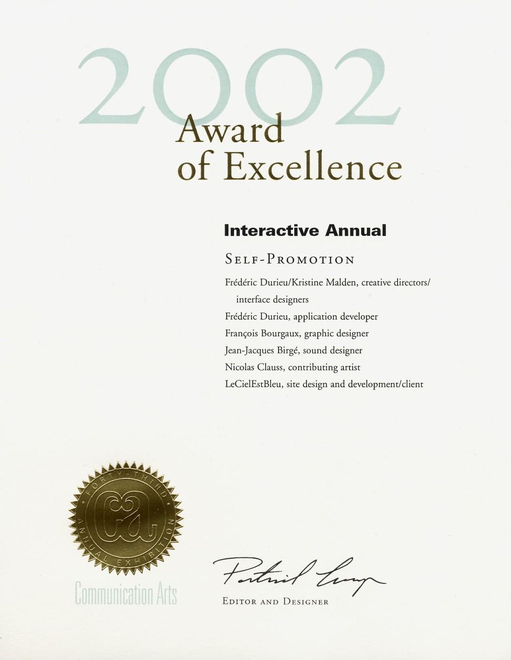 interactivedesigncertificate